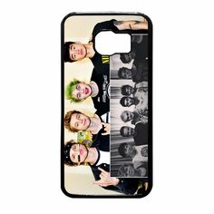 One Direction And 5sos Samsung Galaxy S6 Case