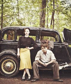 LUSCIOUS AT THE MOVIES: Bonnie and Clyde