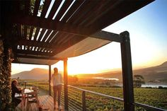 Best Hermanus Restaurants: Restaurant at Newton Johnson Great Restaurants, Cape Town, South Africa, Life Is Good, Travelling, Pergola, Coast, Outdoor Structures, Good Things