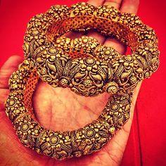latest kada Bangles in new trendy styles - Sari Info