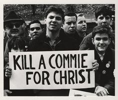"""""""Kill a Commie for Christ; Victory in Vietnam"""" (New York, N.Y.) (1966)"""