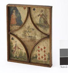 Notice d'oeuvre ''Jeu de nain jaune'' du musée ''Les Collections des Musées de Montbéliard''