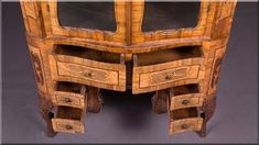 antik német bútorok