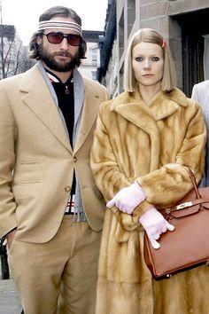 Gwyneth Paltrow & Luke Wilson; The Royal Tenenbaums
