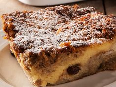 From the YOU kitchen: Better bread – Transform an 'everyday' favourite into something delicious No Bake Desserts, Delicious Desserts, Yummy Food, Dutch Recipes, Cooking Recipes, Pudding Cake, Pudding Recipe, Easter Deserts, South African Recipes