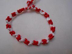 078 Felt Magnet, Bracelet Patterns, Crochet Flowers, Beaded Bracelets, Jewels, Baba Marta, Diy, Inspiration, Bangle Bracelets