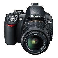 Nikon 14.2MP Digital SLR Camera with 18-55mm DX VR Nikkor Zoo (D3100)