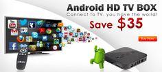 MINIX Android TV BOX Promotion