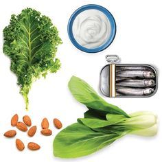 How the Vitamin D and Calcium Relationship Works for Bone Health & More by High Calcium, Sources Of Calcium, Calcium Rich Foods, Vitamin D Foods, Vitamin D2, Vitamin D Side Effects, Calcium Benefits, Types Of Yogurt, Calcium Deficiency