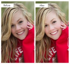 40 Lightroom Brushes to help with skin, eyes, teeth and more!