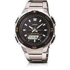 c3ffa200f93 Relógio Masculino Casio Analógico Digital Esportivo Prata AQ-S800WD-1EVDF - Relógios e Joias