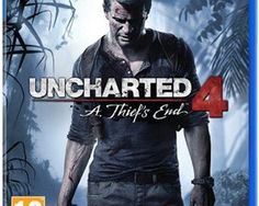 #Uncharted 4: A Thief's End #PS4 RRP: £59.99 | Now £25.85 includes FREE UK Postage – You Save: £34.14 http://bucksme.com/activity/p/3917/