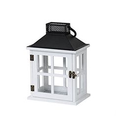 Great prices on your favourite Home brands, and free delivery on eligible orders. Small Lanterns, Thing 1, Free Delivery, Gazebo, Beach House, Jar, Candles, Amazon, Bathroom