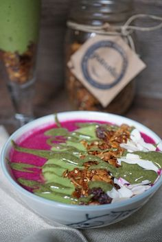 Rainbowl Pitaya Smoothie Bowl Recipe | Breakfast Criminals