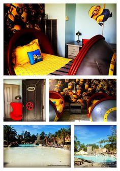 Orlando's  Family Friendly Loews Portofino Bay Hotel