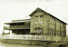 Presbytery Catholic Church,Kemp St,West Kempsey.Photo from Macleay Historical Society Inc.A♥W
