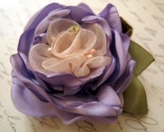 KINSEY hair clip for parties pictures or just by ChloeANDMaddie, $11.95