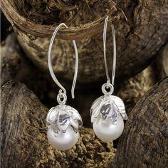 Buy Snowdrop Earrings online in Singapore from MBN Jewellery Design