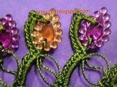 2017 Tığ Oyası Tülbent Kenarı Örnekleri Knitted Poncho, Knitted Shawls, Silk Ribbon Embroidery, Hand Embroidery, Knit Shoes, Sweater Design, Knitting Socks, Needlework, Knit Crochet