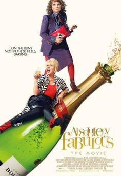 Absolutely Fabulous The Movie (2016) Full Online Free Movie More