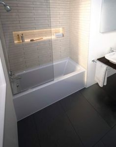 """Duravit 700354000000090 White Architec 60"""" Acrylic Soaking Bathtub for Alcove Installations with Left Drain, Tub Feet, and Flange - Less Overflow and Drain Assembly - FaucetDirect.com"""