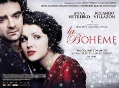 Giacomo Puccini: La Bohème – A Film by Robert Dornhelm – Anna Netrebko, Rolando Villazón (Full HD 1080p) • http://facesofclassicalmusic.blogspot.gr/2014/12/giacomo-puccini-la-boheme-film-by.html