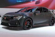 Honda escolhe Genebra para apresentar o novo Civic Type R