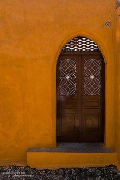 Doors of Rhodes, Greek Island