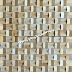 Designer mosaic  tile.