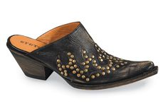 Sally Mule ~ http://www.crowsnesttrading.com/product/15361/fashion