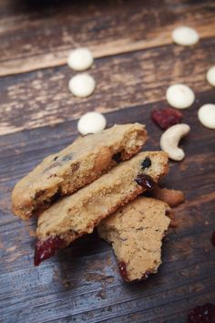 Cookies cranberries, noix de cajou et chocolat blanc / Paris dans ma cuisine