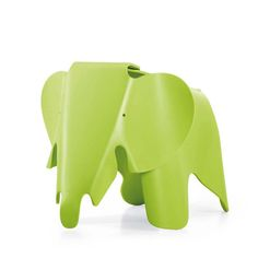 Eames elephant, in stock, reduced to clear. Design Charles and Ray Eames. Can be used as a toy (also outdoors) or a decorative item in a children's room. Charles Eames, Ray Charles, Design Shop, Deco Design, Retro Vintage, Danish Design Store, Kids Stool, Lounge Chair Design, Kartell