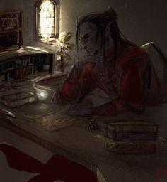 TES art,The Elder Scrolls,фэндомы