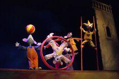 Cindermouse | Little Angel Theatre Photo Credit: Ellie Kurttz
