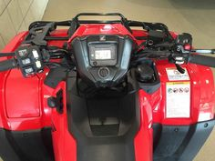 Used 2016 Honda FOURTRAX FOREMAN RUB ATVs For Sale in Minnesota. 2016 HONDA FOURTRAX FOREMAN RUB, - One Owner- Like New Condition- Auto or Electronic Shift- 500cc- 4wd & Differential Lock