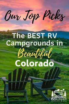 RV Camping in Colorado to see the Rocky Mountains, the Grand Canyon and National Parks in the spring is beautiful! This article features the Best Colorado RV Campgrounds to help you plan your Colorado Road Trip. Click and Save to learn more! Camping Spots, Camping Life, Family Camping, Rv Camping, Rv Life, Camping Ideas, Camping Places, Camping Stuff, Glamping