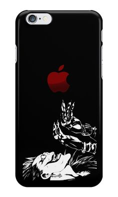 Death Note Ryuk phone case. This is so creative if you have seen Death Note you would love this.