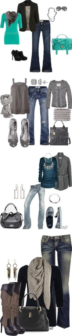 """""""Cold Weather"""" by emily-sutherland ❤ liked on Polyvore"""