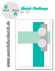 Match the Sketch - Challengeblog: MtS Sketch 132