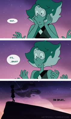 I don't ship Laidot but, I like the Lapis getting closure of fusion through a friend she trusts