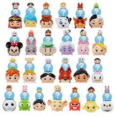 Disney Tsum Tsum 3-Pack Mini-Figures Wave 4 Case - Jakks Pacific - Disney…