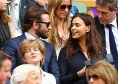 Were Bradley Cooper And Irina Shayk Fighting At Wimbledon?