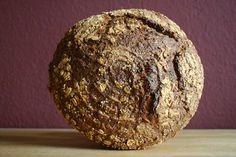 Binnenbrot - Vollkorn-Weizen-Roggen-Körner-Brot