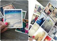 Daily Instagram Prints with Project Life or Project 365