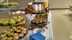 Continental l breakfast with venue rental @ Blue Heron Events