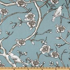 Dwell vintage blossom in jade.  Theres's just something about this that is so calming to me.