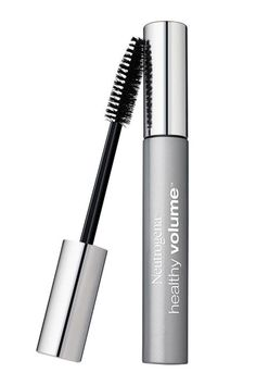 """<p>""""This is that super-natural looking mascara that I'll use in the daytime when I want to look put-together, but not like I have too much makeup on. It doesn't clump or build-up on the lashes, which is great.""""</p> <p><strong>Neutrogena</strong> Healthy Volume Mascara, $7, <a href=""""http://www.neutrogena.com/product/healthy+volume-+mascara+regular.do"""" target=""""_blank"""">neutrogena.com</a>.</p>"""