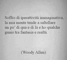 Woody Allen, Citazioni, Frasi