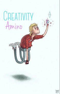 ¡Buenas! Únete a Creativity Amino, una comunidad para los creativos, dónde puedes encontrar: Dibujos, roles, eventos, crear y leer mini-historias, fanfics, entre otros :3 Link: http://aminoapps.com/c/creativity-8838426