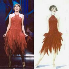 Sutton Foster in Thoroughly Modern Millie  Photo by: Joan Marcus